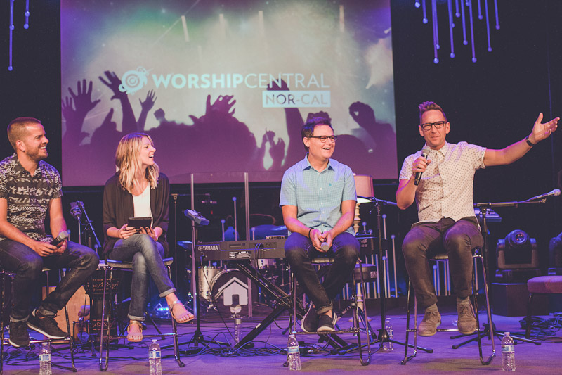 Worship Central Nor-Cal Launch